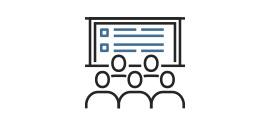 Mejoramos los procesos de formación tradicional con un enfoque más personalizado, amigable e interactivo