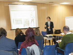 El pasado 4 de diciembre tuvo lugar el eHabilis: Knowledge Management System, evento celebrado en las instalaciones del AICA de Alcobendas